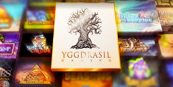 betspin yggdrasil games