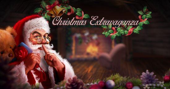 Christmas Extravaganza at Energy Casino