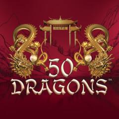 50 Dragons Aristocrat Slot