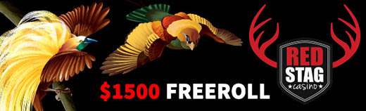 Freeroll Tournament Red Stag Casino