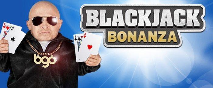 Blackjack Bonanza at the BGO Casino in May