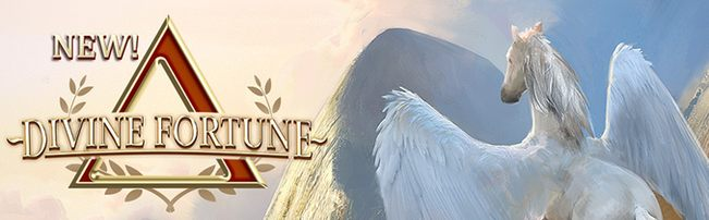 Divine Fortune Slot - Free Spins