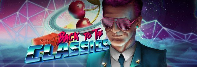 Free Spins in the Back to the Classics Tournament at Energy Casino
