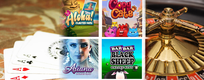 Which Games can I Play in European Online Casinos