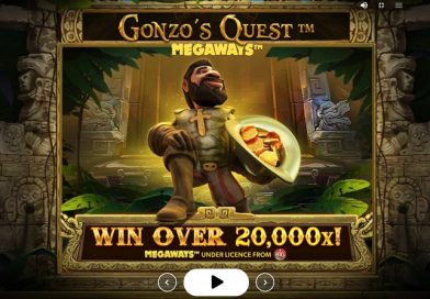 Gonzo's Quest Megaways Slot by Red Tiger Gaming