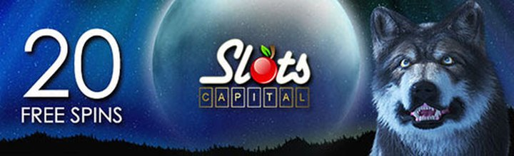 Great Offers for Australian Players at Slots Capital Casino