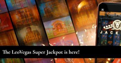 LeoJackpot - LeoVegas Casino's Groundbreaking Super Jackpot