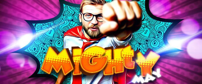 Mighty May Giveaways at the Lucky247 Casino