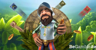 Chance to win up to €2,500 in NextCasino's Gonzo's Quest Event