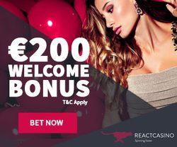 React Casino Europe