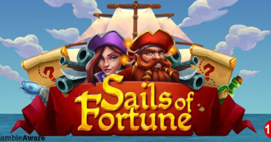 Sails of Fortune Slot by Relax Gaming
