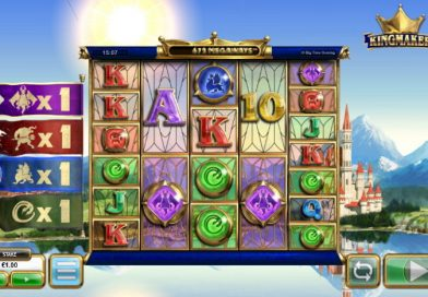 New slot Kingmaker by Big Time Gaming Reviewed