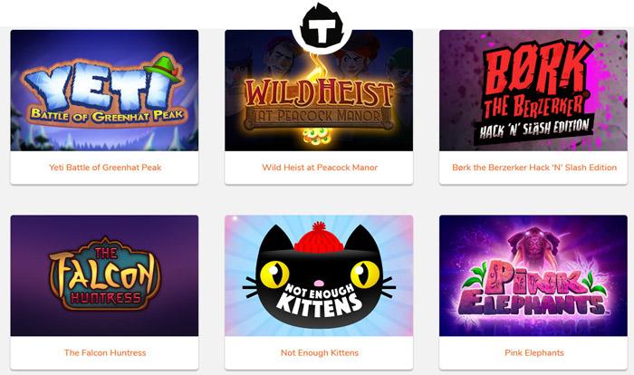 Thunderkick Blockbuster Slots