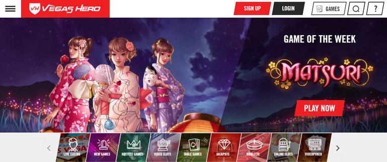 Vegas Casino Online Review – Online Casino Reviews