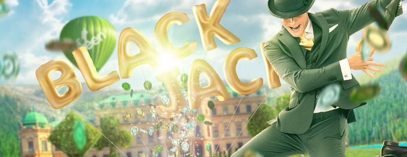 Win Your Share Of Euro 1000 At Mr Green Casino Blackjack Party