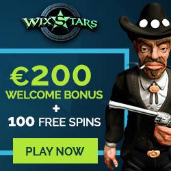Wixstars Casino United Kingdom
